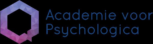 Logo Academie voor Psychologica